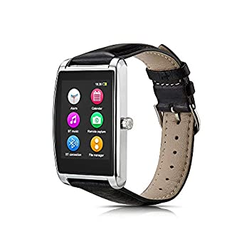 Le Pan 1.6  Touchscreen Smartwatch for Android & iOS - Silver  L11-Silver