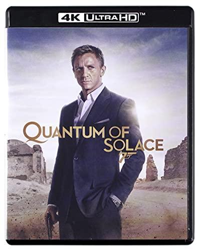James Bond 007 - Ein Quantum Trost [Blu-Ray] [Region Free] (Deutsche Sprache. Deutsche Untertitel)