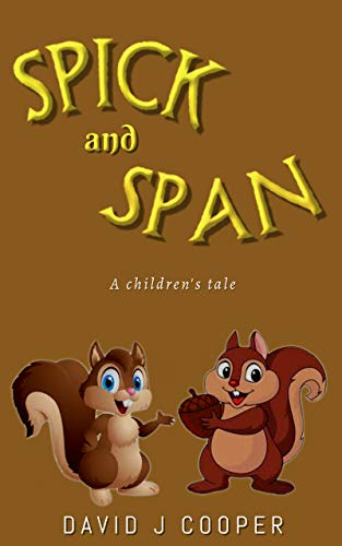 Book: Spick and Span by David J Cooper