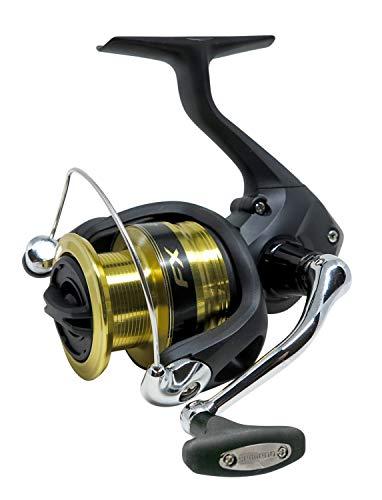 SHIMANO FX2000FC FX 2000FC - Mulinello da spinning per canne da pesca, cuscinetti 2+1, 5.0:1 8/105, mono, multi, misura unica