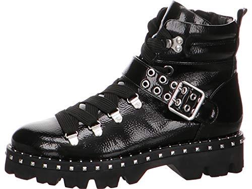 La Strada Damen Stiefeletten schwarz 743457