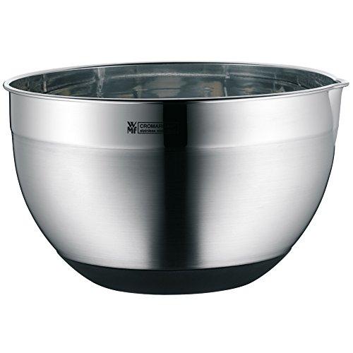 WMF Gourmet Küchenschüssel, 20 cm, Rührschüssel 3,1l, Cromargan Edelstahl, spülmaschinengeeignet