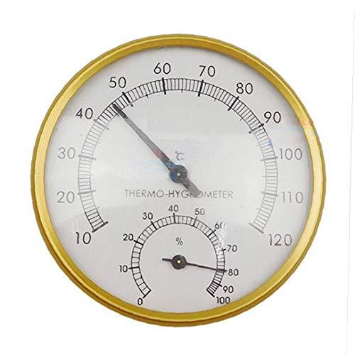 Sauna Thermometer Im Freien Innen Sauna Multifunktionale Zubehör Sauna Thermometer Induktive Pointer Startseite Innen Dial Feuchtigkeitsmesser Hygrometer