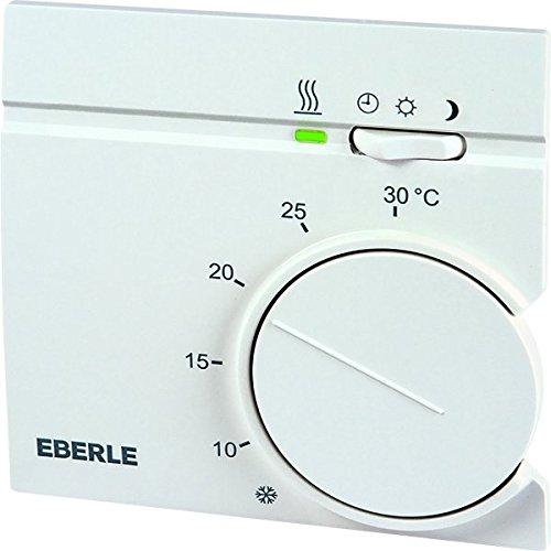 EBERLE RTR 9725 kamertemperatuurregelaar, CE6300