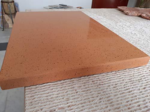 Generico Tagliere in okite o Quarzo x Cucina 53 x 36,5cm,sotto pentola in Marmo,spianatoia