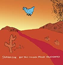 But This Chicken Proved False-Hearted [Us Import] by Samamidon