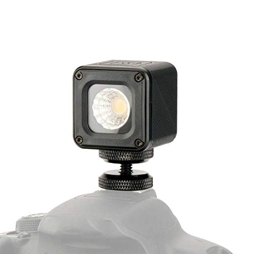 Action Camera Accessory Kit L1 10m Underwater LED Video Light Waterdichte dimbare LED Video Lamp On Camera for Nikon Canon for GoPro for Sjcam Action Camera