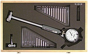 Fowler W72-646-400 Cylinder Dial Bore Gauge 1.4 Inch To 6 Inch