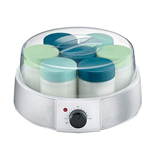 XiaoZou Joghurt-Maschine, die Joghurt-Hersteller-Joghurt-Hersteller-selbst gemachtes automatisches Hauptjoghurt-Maschinen-Glasreis-Wein Natto-Maschine kocht