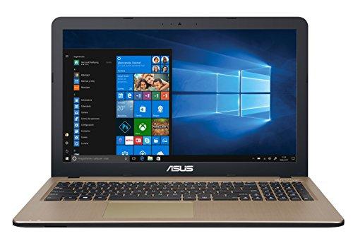 ASUS K540UB-GQ066T - Ordenador portátil HD de 15.6' (Intel Core i5-7200U, 8 GB RAM, 1 TB HDD, GeForce MX110, Windows 10) Gris Oscuro - Teclado QWERTY Español