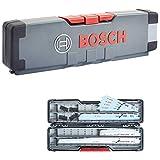 Bosch Professional Set de Hojas de sierra sable 16 uds Heavy (para madera y metal, accesorios para sierras sable)