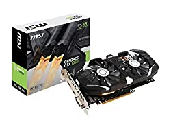 MSI Gaming 6GB GeForce GTX 1060