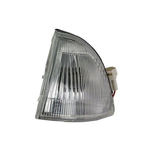 MS Autoteile 701253 Neu Blinker mit Lampenträger, Links, Anzahl 1