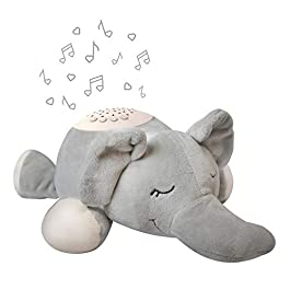 Pure Enrichment Plush Soother, Sound Machine and Projector