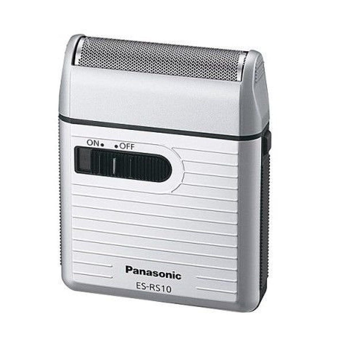 同種の最近記憶Panasonic ES-RS10-S ンズポケットシェーバーシルバー ESRS10 日本製 [並行輸入品]