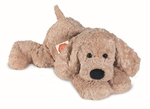 Teddy Hermann 92893 Schlenker-Hund 40 cm, Kuscheltier, Plüschtier
