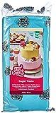FunCakes Pasta di Zucchero Baby Blue: facile da usare, liscia, flessibile, morbida e pieghevole, perfetta per decorare torte, halal, kosher e senza glutine - 1000 g
