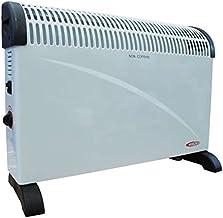 70504Vinco convector Estufa Eléctrica 2000W termostato ventilación Cálido