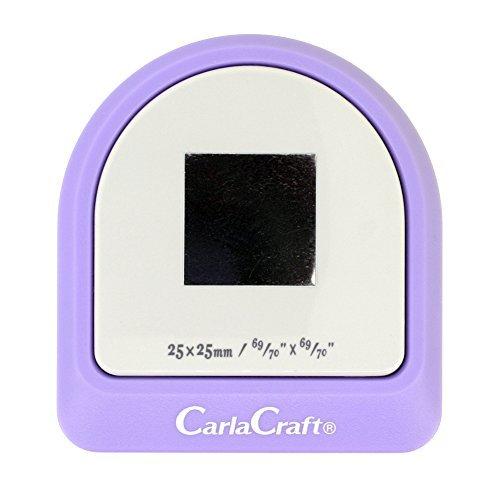 カール事務器 メガジャンボクラフトパンチ CN45002 SQUARE 25ミリ 00858160 【まとめ買い3個セット】