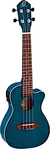 Ortega Guitars Earth Serie Ukulele (ruocean-ce)