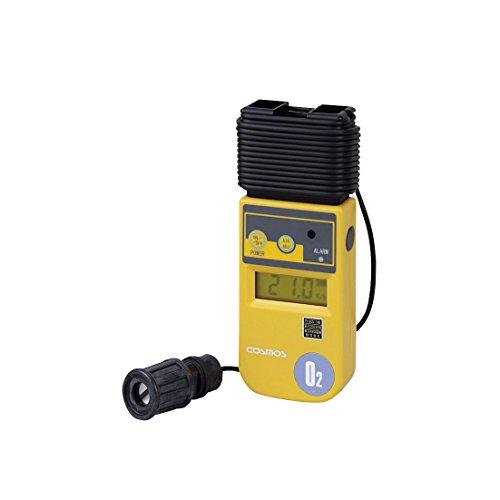 イチネンTASCO TA470XH デジタル酸素濃度計