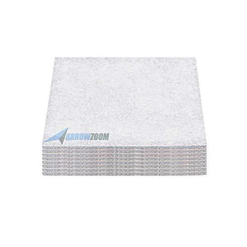 12 X 12 Fire Retardant Acoustic Tiles By Arrowzoom