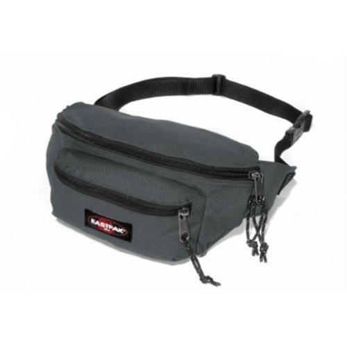 Eastpak Doggy - Riñonera (3 L), Color Negro - 3 l
