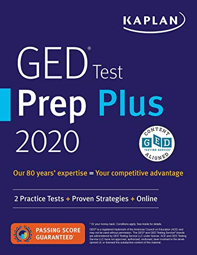 Compare Textbook Prices for GED Test Prep Plus 2020 Kaplan Test Prep Revised, Revised Edition ISBN 9781506258669 by Van Slyke, Caren