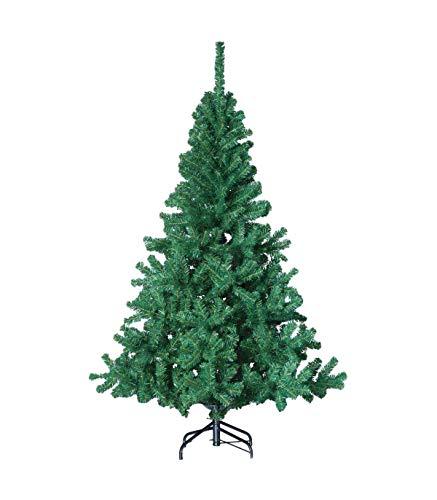 Sapin de Noël Artificiel Vert Hauteur 1m50 - 320 Branches - Qualité supérieur