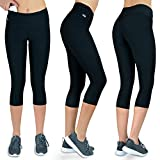 Formbelt® Wellness-Leggings Damen mit Tasche | Capri