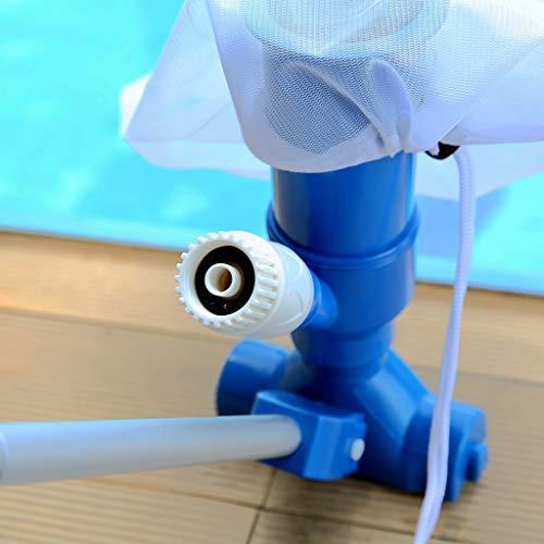 GKanMore Swimming Pool Vacuum Head with Bag and 47