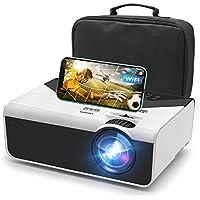 GRC Full HD 1080p 5500Lux Wi-Fi Mini Portable Projector