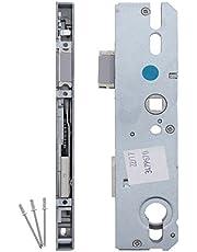 KFV reparatieslot hoofdslot renovatieslot + ToniTec montagehandleiding, voor meervoudige vergrendeling slotkast 10 mm moer (doornmaat: 40 mm, afstand: 92 mm)