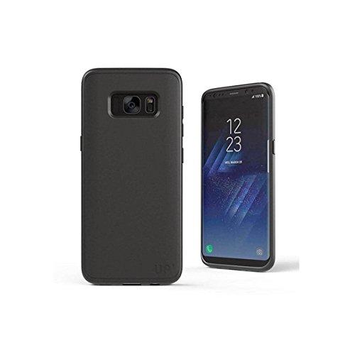 Exelium Cover Magnetica per Galaxy S8Nero