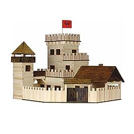 Walachia, modellino di Castello