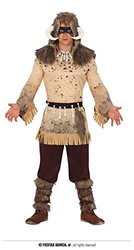 FIESTAS GUIRCA Chaman Disfraz de Halloween Hombre Talla Adulto M