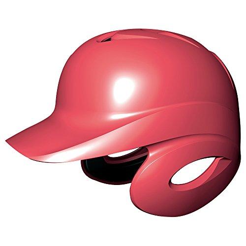 SSK(エスエスケイ) 野球 軟式用両耳付きヘルメット H2500 レッド(20) Sサイズ