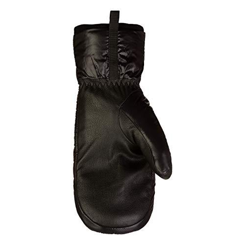 Salewa Herren ORTLES Long Mitten Handschuhe, Black Out, M