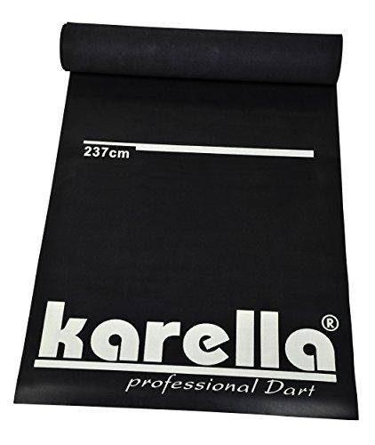 Dartmatte Karella Premium, für Steel- und Softdarts