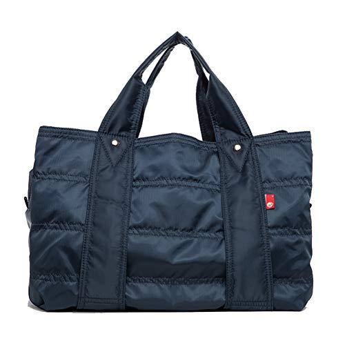 (ララゲン)lalagen トートバッグ レディース 軽量 軽い 旅行バッグ A4 大容量 バッグ Lサイズ 巾着付き ...