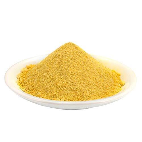 Bio rohes Hokkaido Kürbispulver 1kg Kürbis getrocknet Gemüse Pulver gemahlen Rohkostqualität, aromatisch, süßlich, gelblich/rötlich/bräunlich 1000g