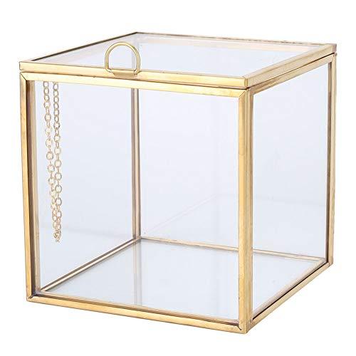 Cikonielf -  Glas Terrarium Gold