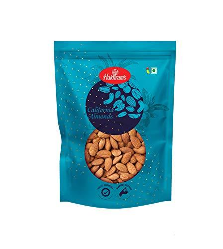 Haldirams Premium California Almonds 450 g (Long Sanora)