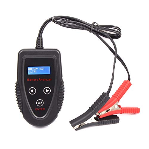 MXBIN 12 V 7 V-15 V LCD Batterie Tester Analyzer Digitale Motorrad Auto Gel AGM NASS CA SLA CCA IR SOH Batterien Professionelles Diagnosewerkzeug Neue Ersatzteildekoration