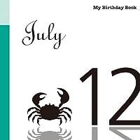 7月12日 My Birthday Book