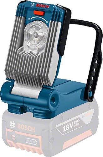 Bosch Professional 18V System GLI VariLED - Foco de obra LED a batería (420 lúmenes, sin batería, en caja)