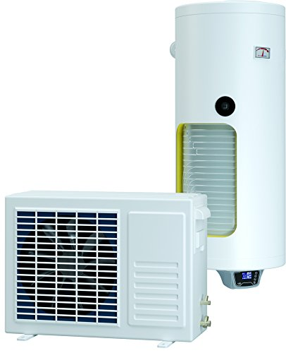 Agua caliente vertical eléctrico de 150L con bomba de calor
