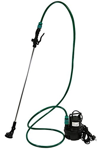 Handbewässerungs Set Komplettset Pumpe