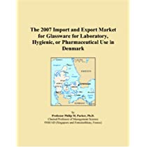The 2007 Import and Export Market for Glassware for Laboratory, Hygienic, or Pharmaceutical Use in Denmark