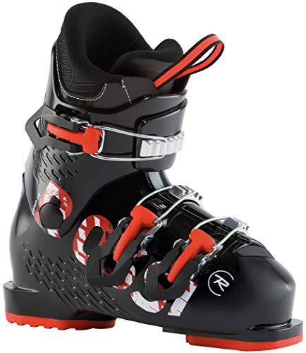 Kamik unisex child Waterbug5 Snow Boot, Black/Charcoal, 6 Big Kid US
